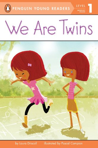 We Are Twins Penguin Young Readers Level 1