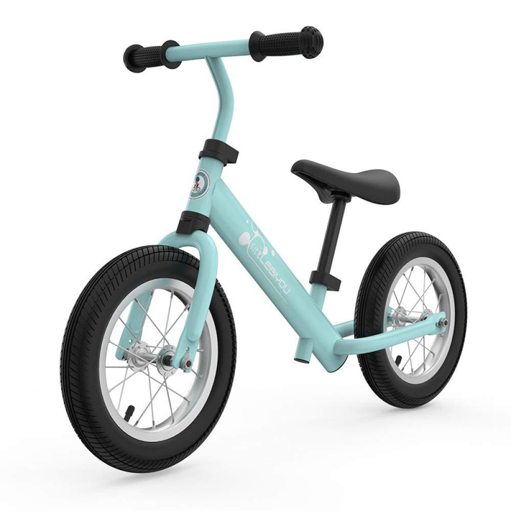 TH Laufrad Sport 12 Zoll Aluminiumlegierung Rahmen Pedal-Less Kinder Balance Fahrrad Für 2-6 Jahre Alt Kinder Gummireifen