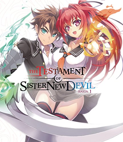 Testament of Sister New Devil: Season One [Blu-ray]