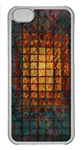 MMZ DIY PHONE CASEForm-Fitting Design with Illustration Painting Windows 3 Hard Plastic Back Case for ipod touch 5 -519050