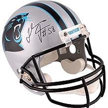 Thomas Davis Carolina Panthers Autographed Riddell Replica Helmet - Fanatics Authentic Certified - Autographed NFL Helmets