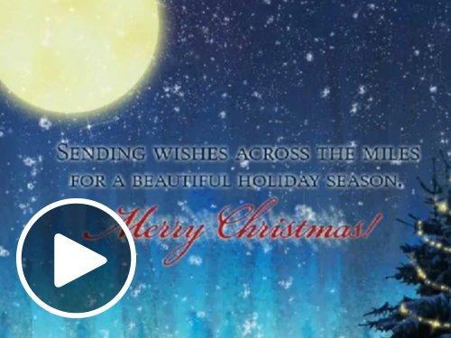 Merry Wish - Animated eGift Card