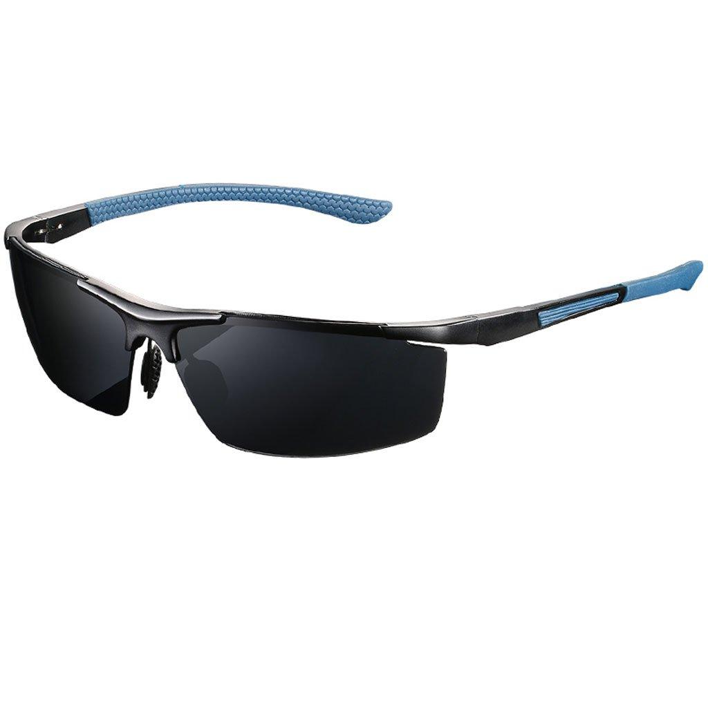 GAOYANG Aleaciones De Aluminio Y Magnesio Gafas De Sol Hombre Microscopio Polarizador Espejo De Pesca Gafas Especiales HD Gafas De Sol Al Aire Libre Fat ...