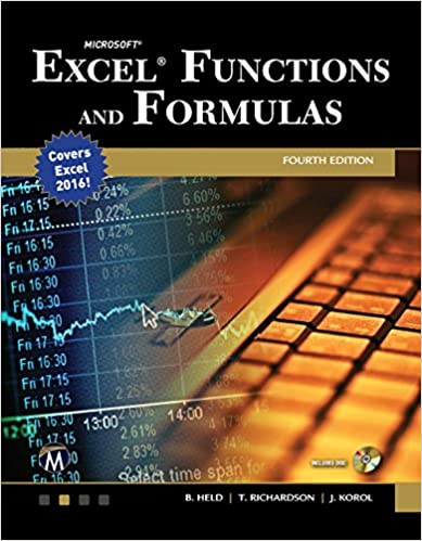 Microsoft Excel Functions and Formulas: Bernd Held, Theodor ...