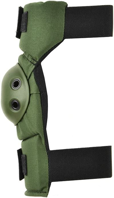 Olive Green Alta Contour Elbow Protection One Size