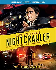 Cover Image for 'Nightcrawler (Blu-ray + DVD + DIGITAL HD with UltraViolet)'