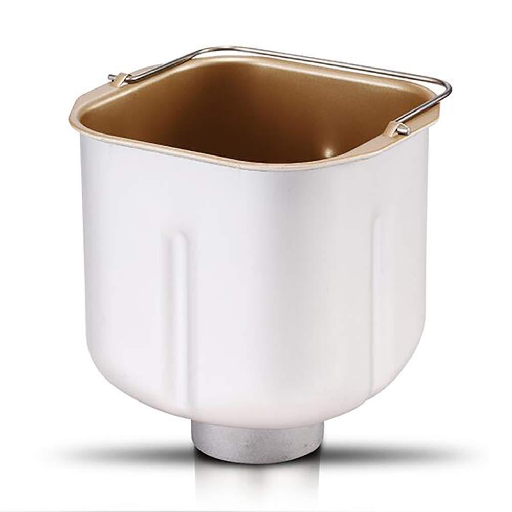 LJ-MBJ Fabricante de Pan, Casa Completamente automático Desayuno Maquina para Hacer Pan, Multifunción Inteligente Maquina de Pan, Acero Inoxidable Cepillado ...