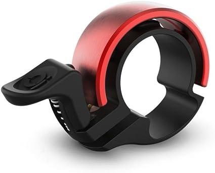 Accessoire Vélo Sonnette ping alu noir pour cintre 22,2mm