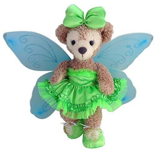 [Duffy Sherry Mae costume Peter Pan Tinker Bell with wing] (Grown Up Peter Pan Costume)