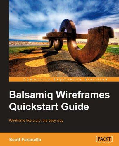Balsamiq Wireframes Quickstart - Site Frame