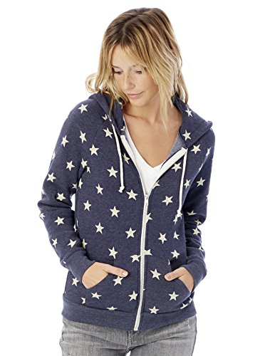 Zip Front Hooded Fleece - 5