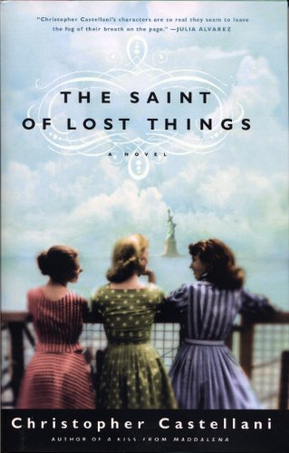 The Saint of Lost Things: A ()