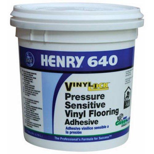 HENRY, WW COMPANY 12176 #640 Vinyl Adhesive