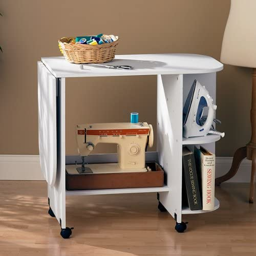 9 Space Saving Sewing Tables For Small Areas