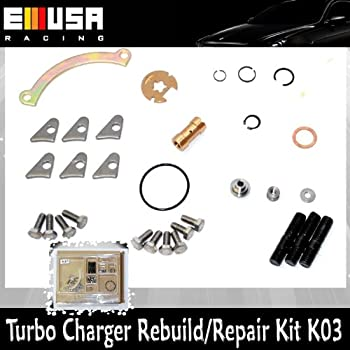 K03 Turbo Charger Turbo Rebuild / Repair Kit NEW