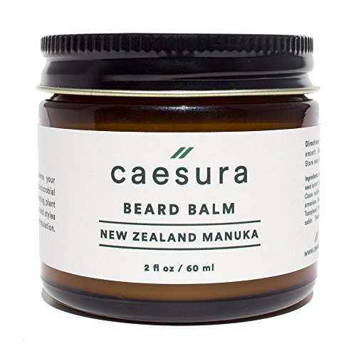 Caesura Beard Balm Ingredients Friendly product image