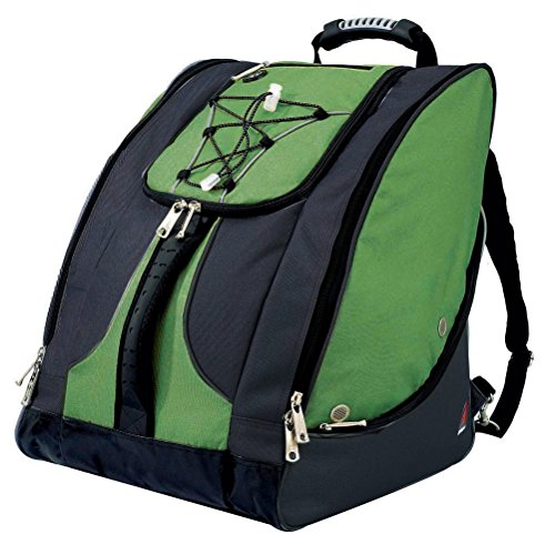 Athalon Everything Ski Boot Bag 2018 - Green-Black