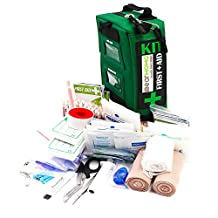 BearHoHo Handy First Aid Kit Bag Emergency Survival Medical Kit For Home Workplace Outdoor Caravan Camping Hiking Travel Pets Backpack With CPR Kit 165-Piece …
