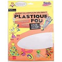 De Diam Blanco DI 42263 Hojas de Plástico