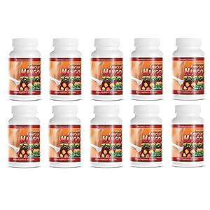 Well-Being-Matters 51mptpJjRKL._SS300_ Super African Mango 1200 All Natural Weight Loss 60 Capsules Per Bottle (10 Bottles)