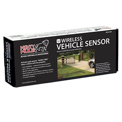 Mighty mule wireless gate opener sensor