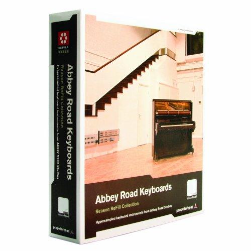 Propellerhead Reason Abbey Road Refill