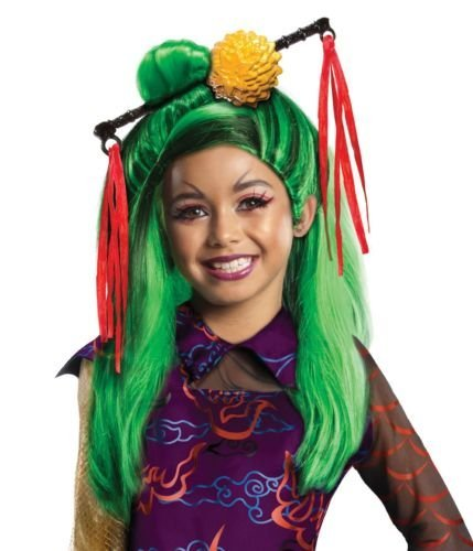 Rubie's Monster High Jinafire Long Child Wig