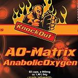"US Testo Booster auf NO2-Basis by KnockOut-Nutrition - AnabolicOxygen-Matrix - 60 Kapselnvon ""Knock Out Nutrition"""