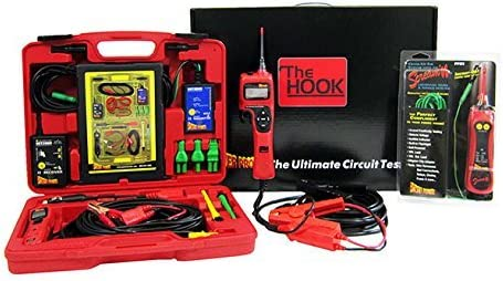 Power Probe Ppdp1 Diagnostic Pack With Hook Master Test Kit And Continuity Tester By Power Probe Auto
