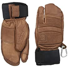 Hestra Leather Fall Line 3-Finger Gloves