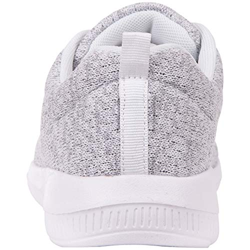 Sneaker 1410 Eu Kappa adulto l´grey Oc Unisex Cellus white Grau 1aqxSwAa