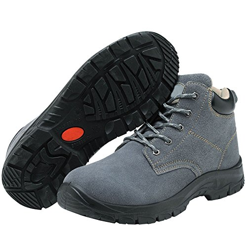 Eclimb Women's Safety Work Shoes Steel-Toe Athletic Shoes Deep Blue high quality gmkmyQ