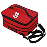 NCAA North Carolina State Wolfpack 2014 Expandable Lunchbox, One Size, Red