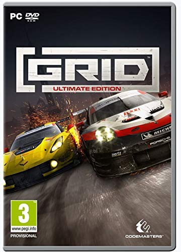 Grid Ultimate Edition PC ESP