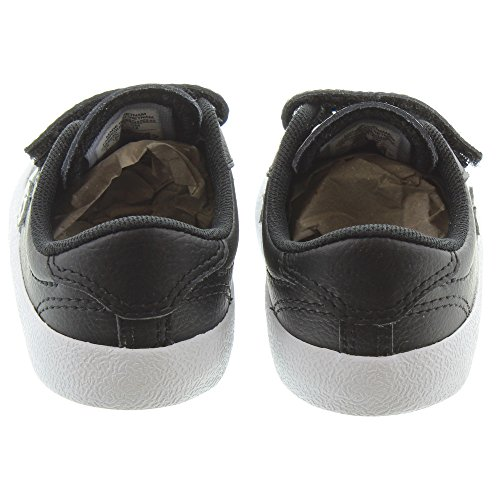 Converse Kids Unisex Breakpoint In Pelle Di Vacchetta Oxford, Nero