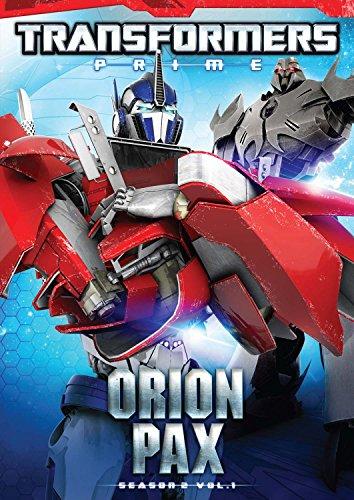 Transformers Prime Season 2 volume 1: Orion Pax - Standard version - Standard Orion