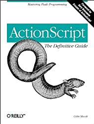 ActionScript : The Definitive Guide  (en anglais)