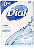 Kyпить Dial Antibacterial Deodorant Bar Soap, White, 4 Ounce Bars, 10 Count (Pack of 3) на Amazon.com