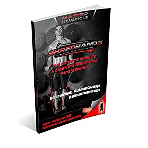 Master of Muscle Resistance Bands - 11 Pieces