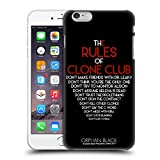 Official Orphan Black Rules Of Clone Code Artwork Hard Back Case for Apple iPhone 6 Plus / 6s Plus