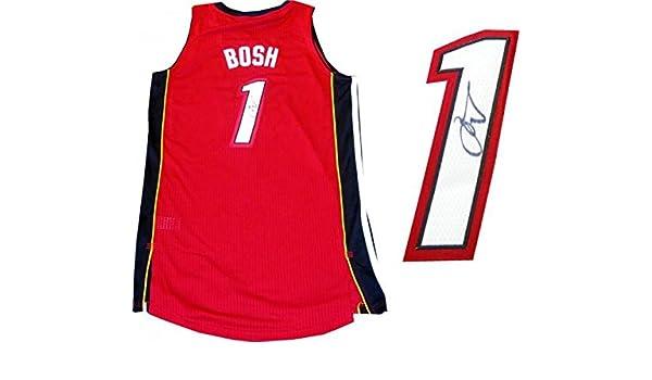881dfa536 Autographed Chris Bosh Jersey - Autographed NBA Jerseys at Amazon s Sports  Collectibles Store