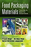 img - for Food Packaging Materials: Testing & Quality Assurance book / textbook / text book