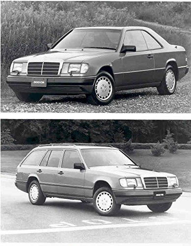 - 1989 Mercedes Benz 300CE 300TE Station Wagon Photo Poster