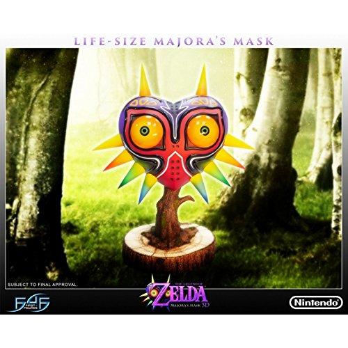 First 4 Figures The Legend of Zelda: Majora