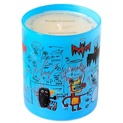 Jean-Michel Basquiat Basquiat Blue Perfumed Candle ()