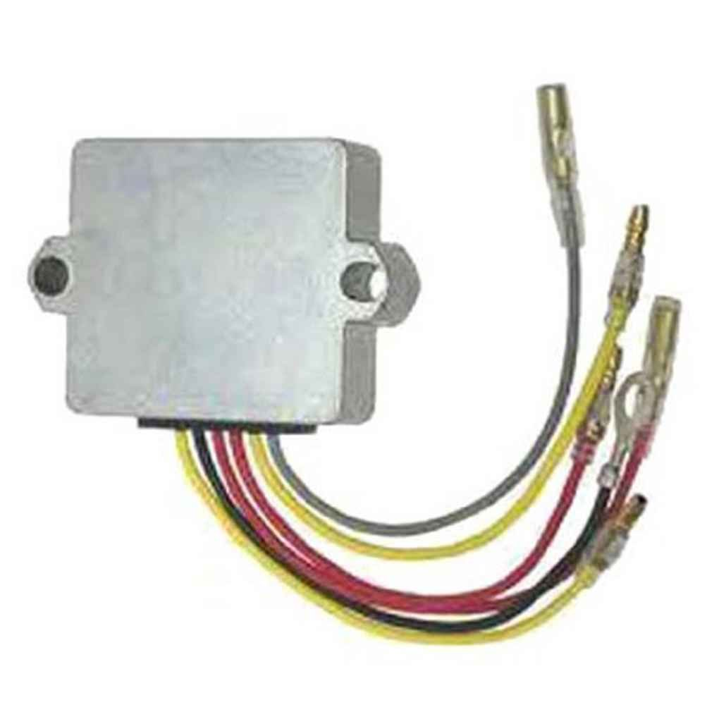 Egal Rectifier Voltage Regulator for Mercury Mariner Outboard Six Wire Rectifier 815279-3 883072T