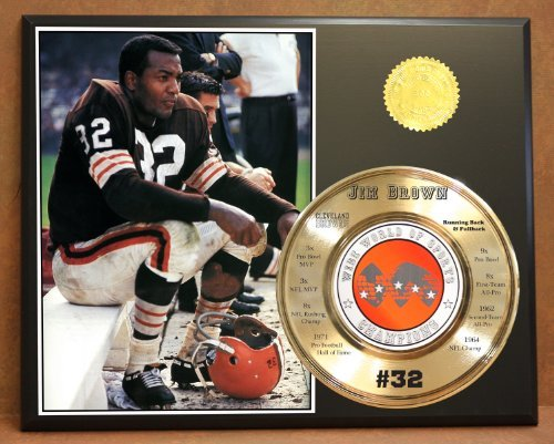 Jim Brown Nfl >> Amazon Com Jim Brown Cleveland Browns Nfl Wide World Of