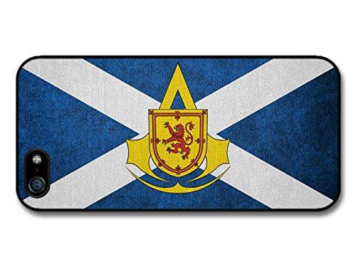 Scottish Flag Scotland Yellow coque pour iPhone 5 5S