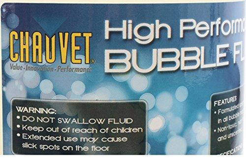 CHAUVET DJ Bubble Machine Fluid – 1 Gallon