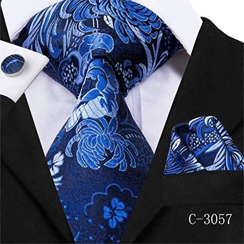 Gold Coast Market Silk Men Tie Set Novelty Red Sweety Lovely Style and Handkerchief
